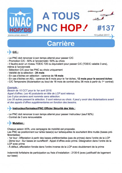 convention PNC