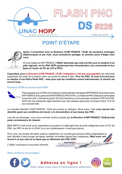 tract226.POINT D'ÉTAPE