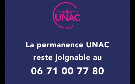 Perm UNAC joignable
