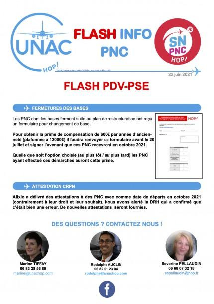 Flash PDV-PSE